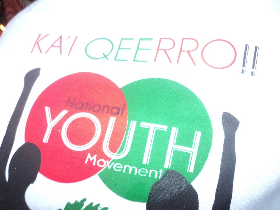 QEERROO | The National Youth Movement for Freedom and