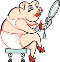 Lipstick on a Pig, Still a Pig