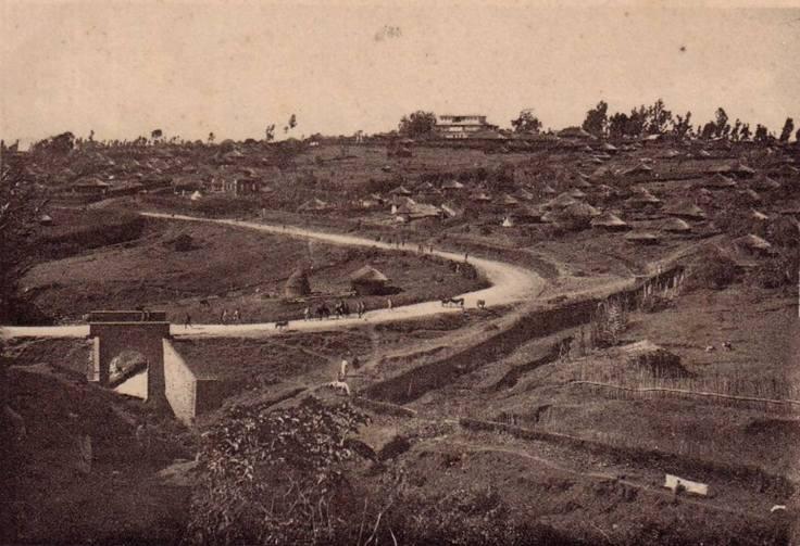 ሽርቅርቋ አዲስ አበባ 1901