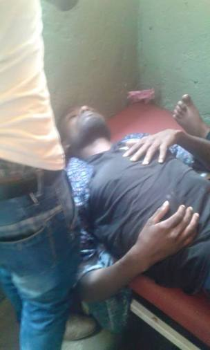 Barataa Oromoo guyyaa har'aa magaalaa Jimmaa Keessatti rasaasa Wayyaaneen rukutame.