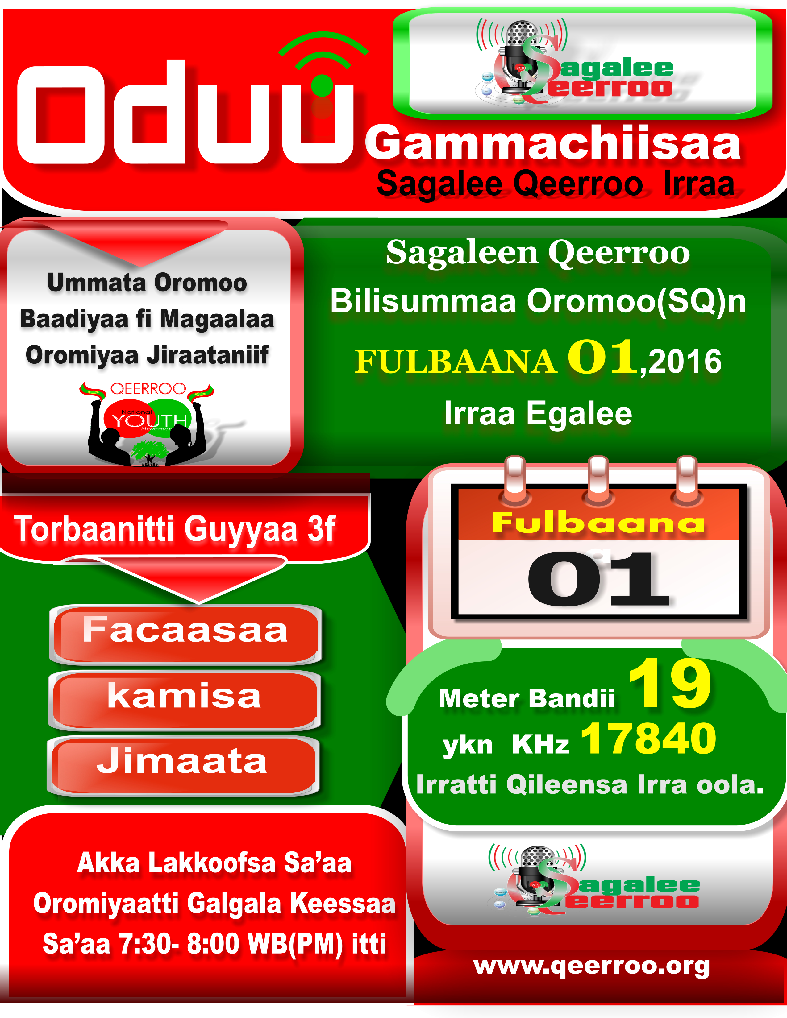Oduu/News | QEERROO | Page 84
